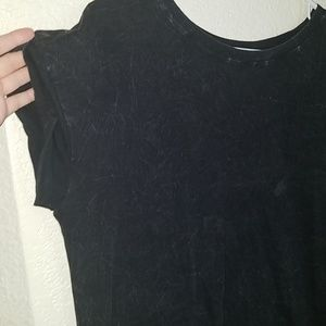 Tops - Distressed t shirt